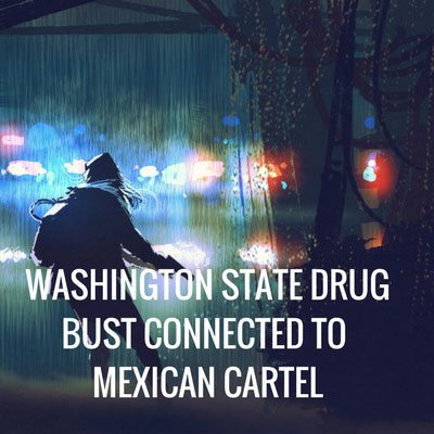 gun man lights downtown backpack with words Washington State Drug Bust Connected to Mexican Cartel, Schick Shadel Hospital