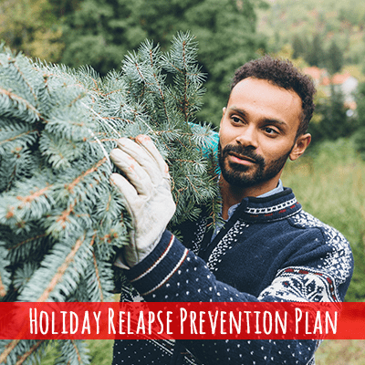 Creating a holiday relapse prevention plan will help you stay sober through the unique holiday triggers.